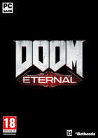 Carátula Doom Eternal para Ordenador