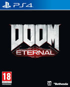 Carátula Doom Eternal para PlayStation 4