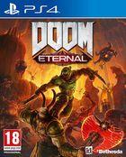 Carátula Doom Eternal para PlayStation 4