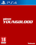 Carátula Wolfenstein Youngblood para PlayStation 4