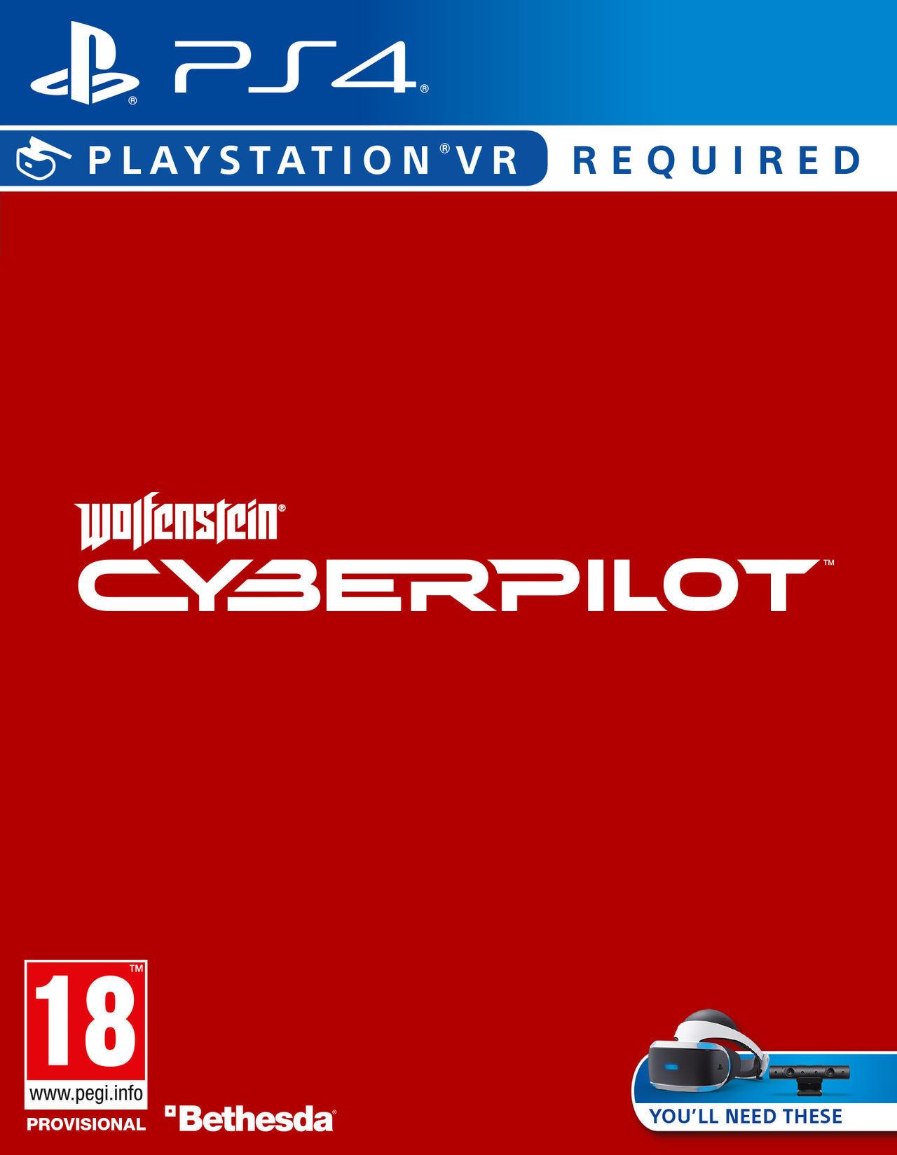 Imagen 7 de Wolfenstein: Cyberpilot para PlayStation 4