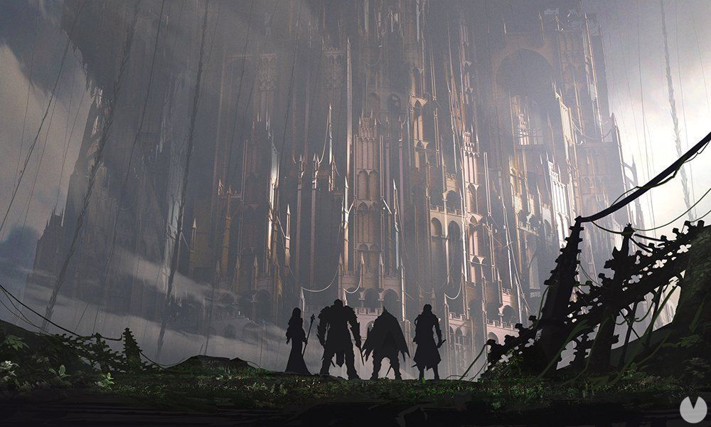 Babylon''s Fall, what's new PlatinumGames and Square Enix, you will hear this year