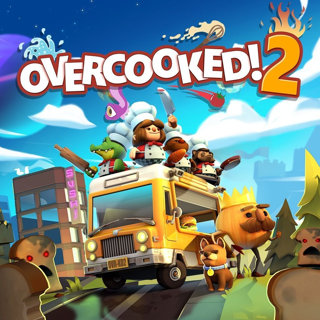 Overcooked 2 - Videojuego (PS4, Switch, PC y Xbox One) - Vandal