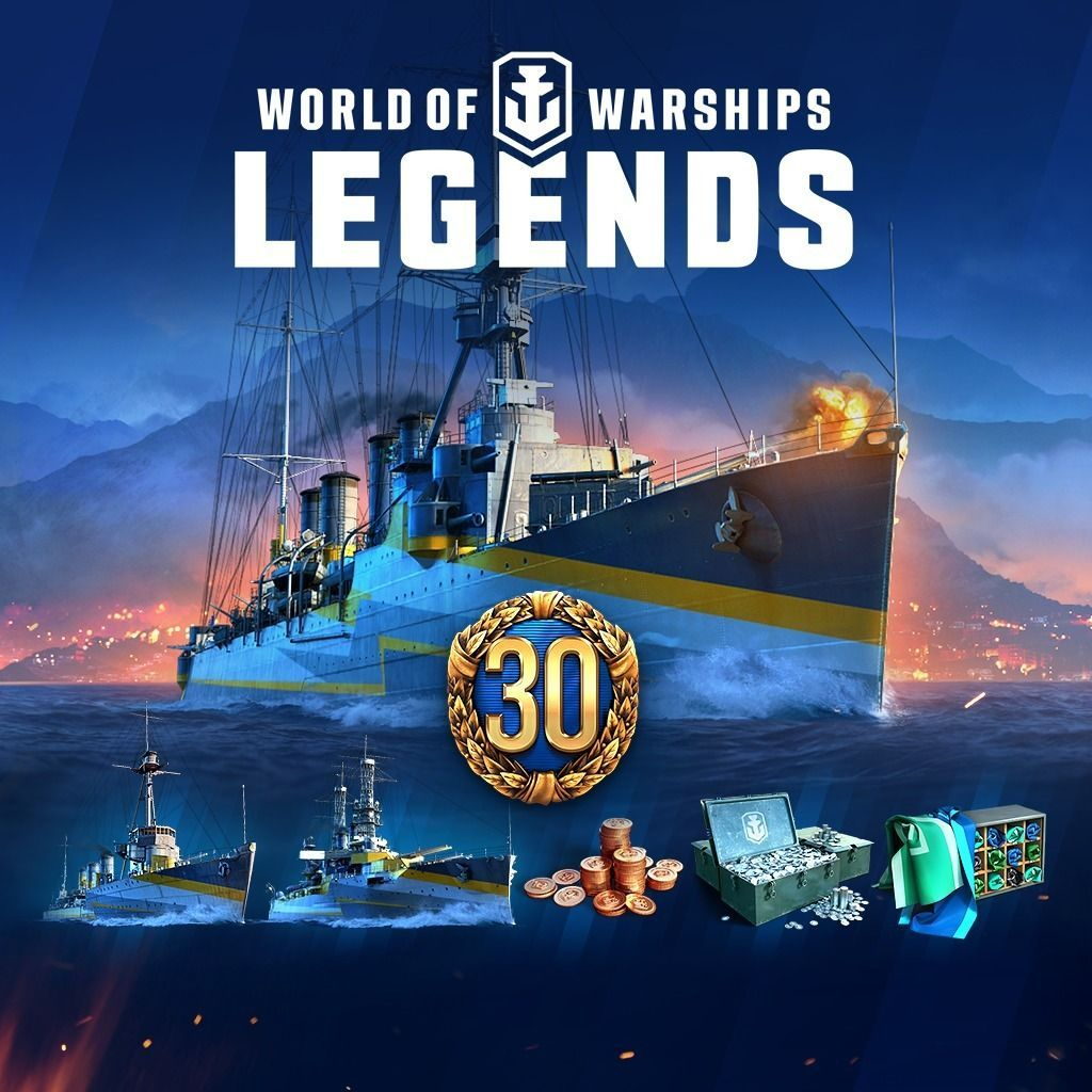 Resultado de imagen de portada World of Warships: Legends xbox one