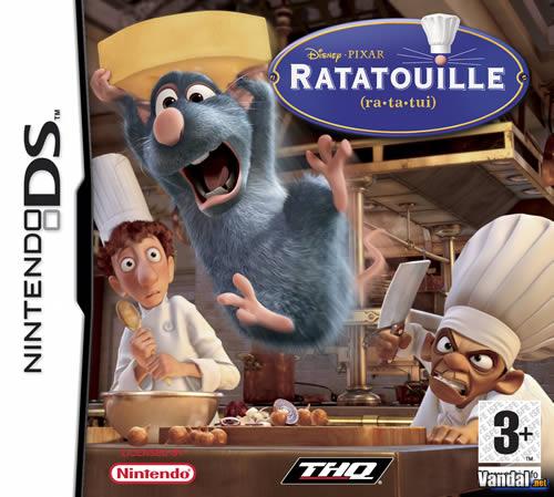 Imagen 1 de Ratatouille para Nintendo DS