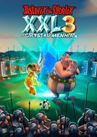 Carátula Asterix & Obelix XXL3: The Crystal Menhir para Xbox One