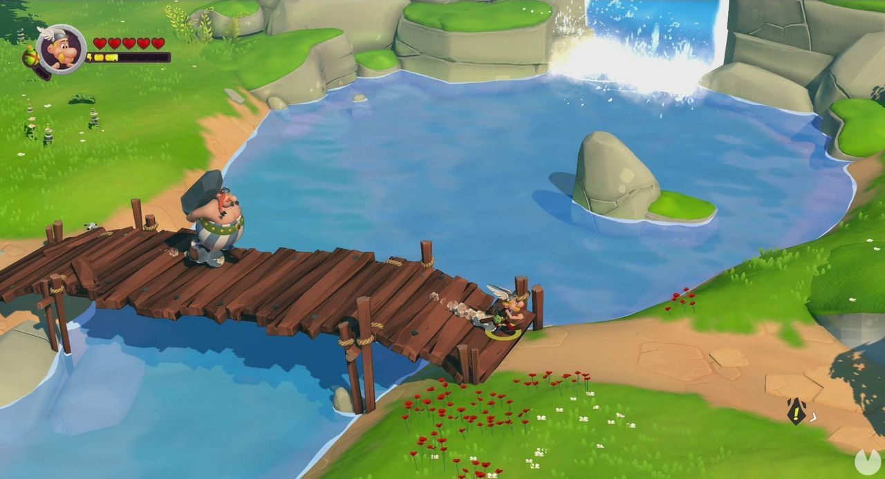 Asterix & Obelix XXL3: The Crystal Menhir is released on the 21st of November