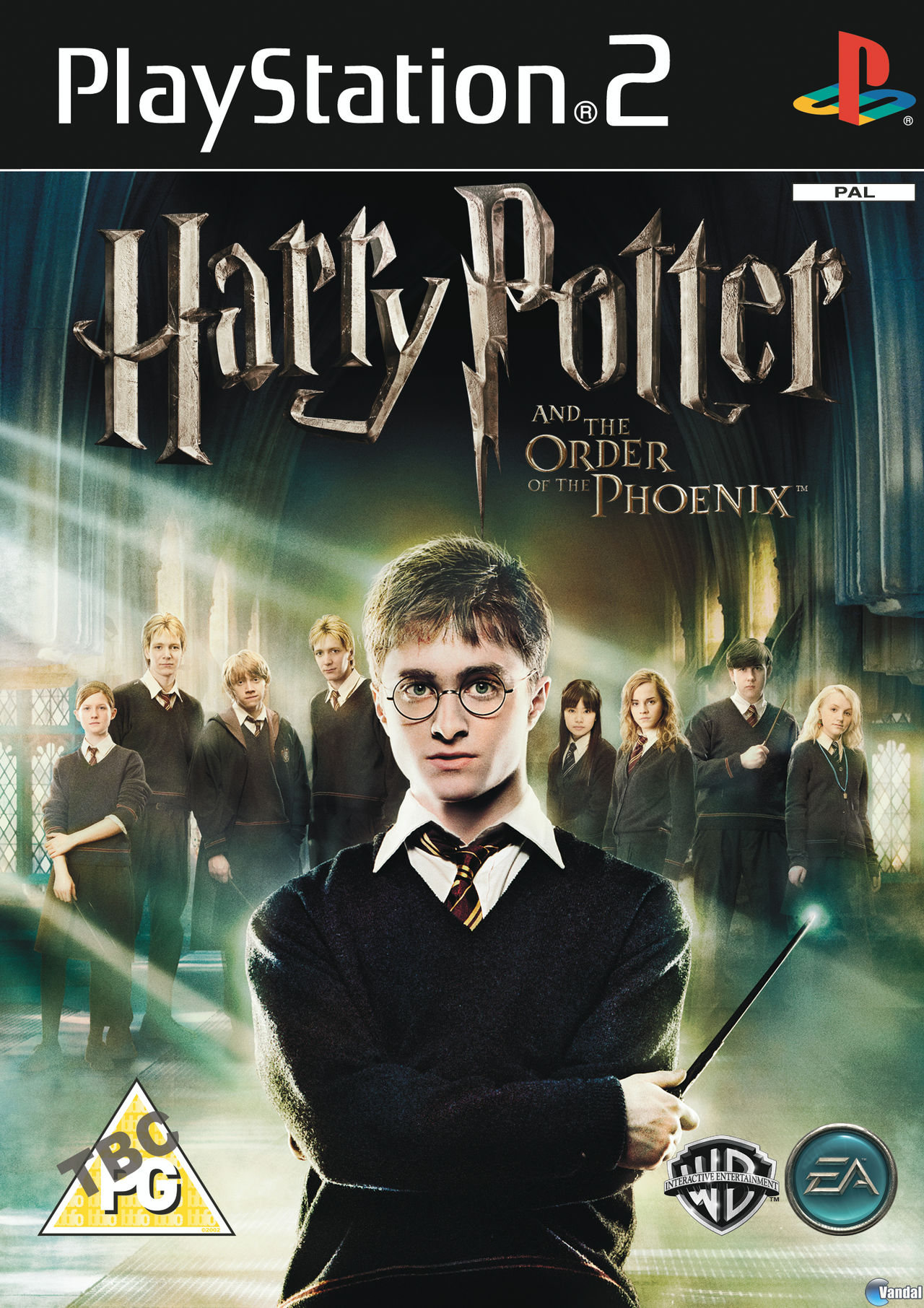 Harry Potter And The Order Of The Phoenix Toda La Informacion Ps2