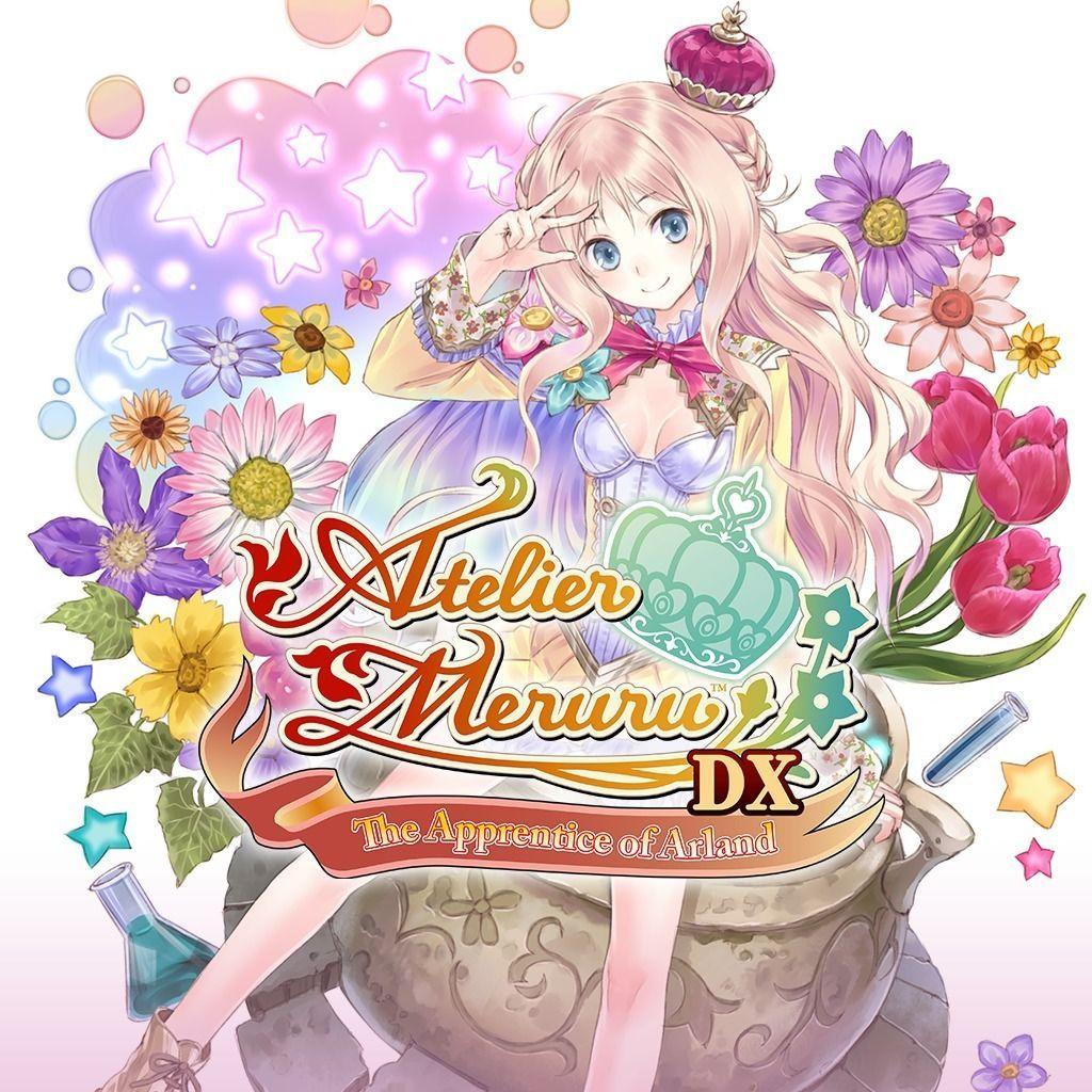 Atelier Meruru: The Apprentice of Arland DX Switch NSP