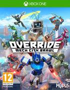 Carátula Override: Mech City Brawl para Xbox One