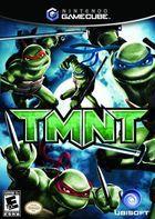 Carátula Tortugas Ninja para GameCube