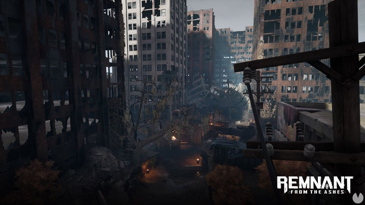 Anunciado el shooter cooperativo Remnant: From The Ashes