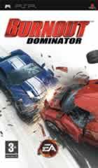 Burnout Dominator para PSP