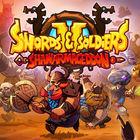 Carátula Swords & Soldiers II Shawarmageddon para Nintendo Switch