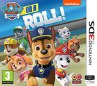 Carátula PAW Patrol: On a Roll para Nintendo 3DS