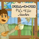 Carátula Phil's Epic Fill-a-Pix Adventure PSN para PSVITA