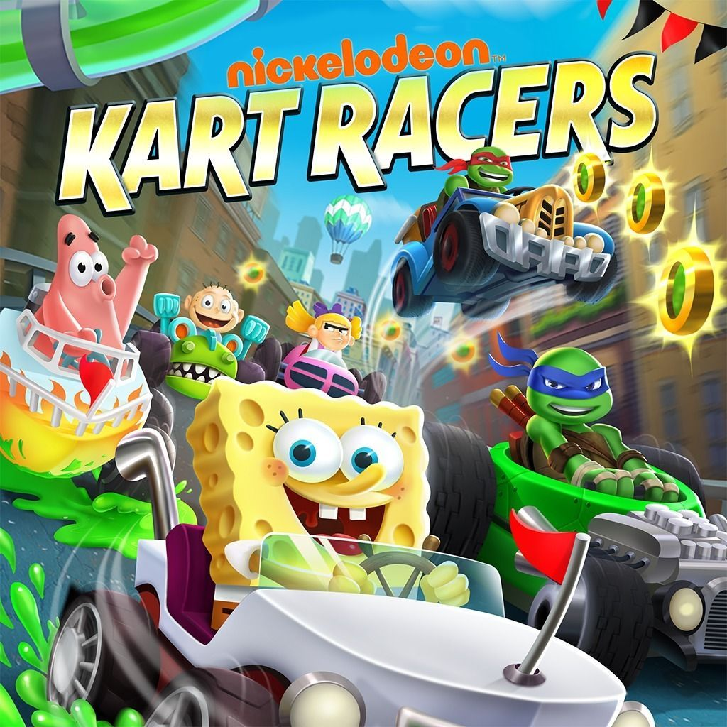 Nickelodeon Kart Racers Toda La Informacion Ps4 Switch Xbox One