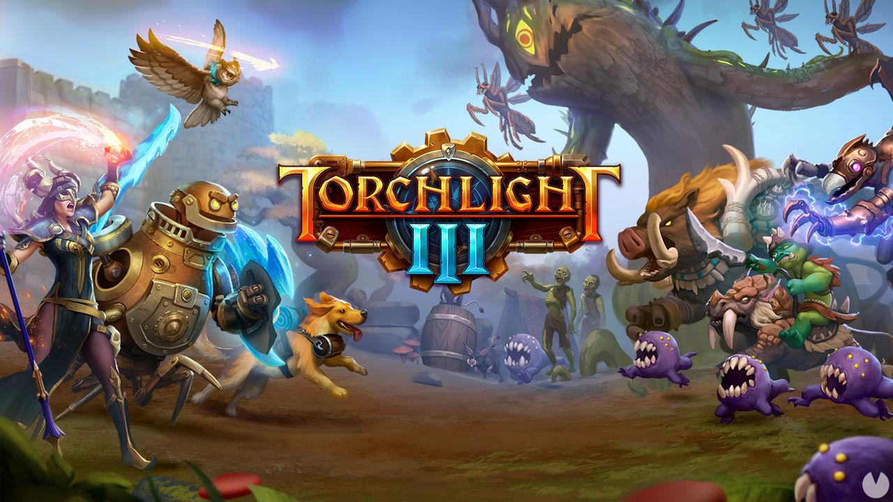 Torchlight Frontiers se convierte en Torchlight 3 y dice adiós al free to play
