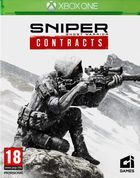 Carátula Sniper: Ghost Warrior Contracts para Xbox One