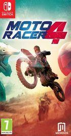 Carátula Moto Racer 4 para Nintendo Switch
