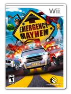 Car�tula oficial de de Emergency Mayhem para Wii