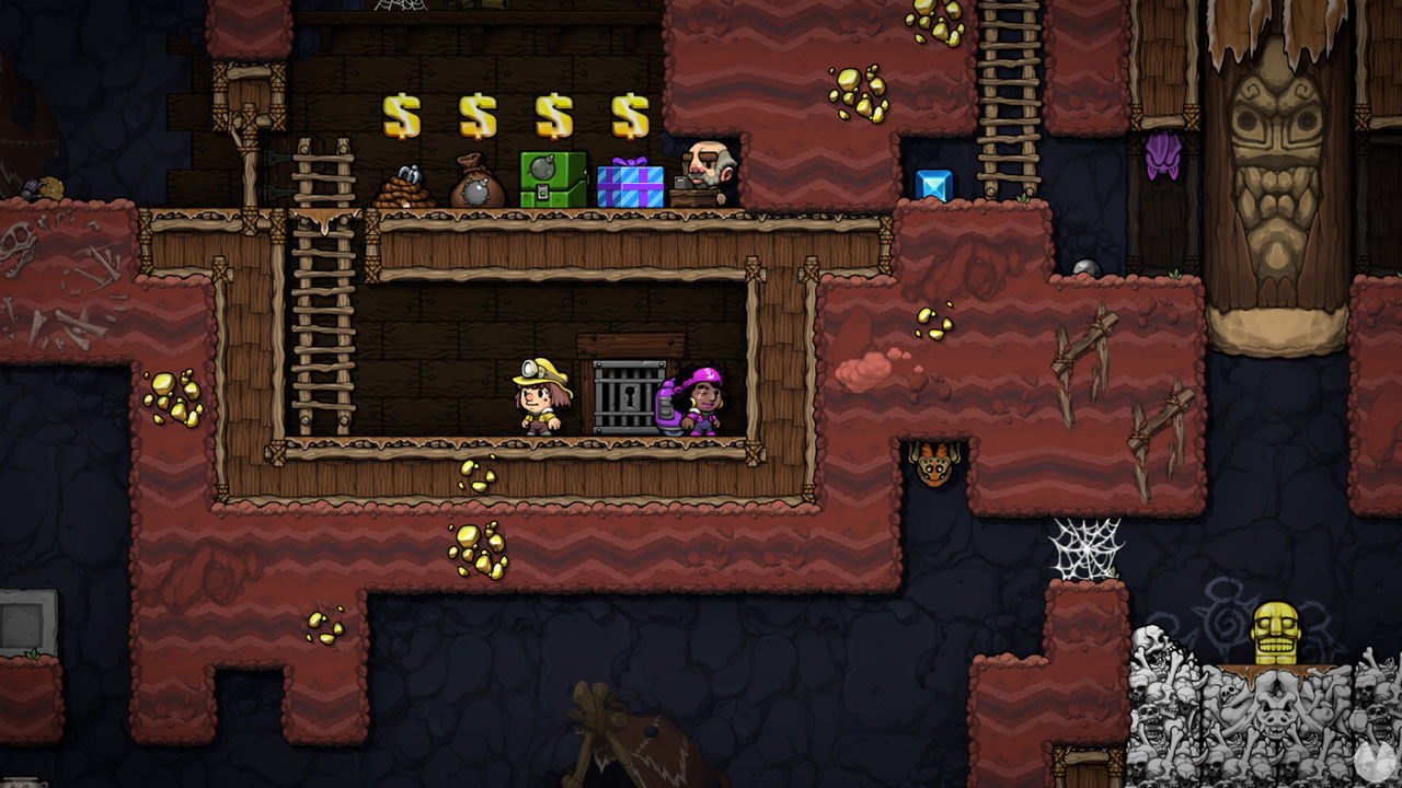 speculates with a possible landing of Spelunky 2-in-Switch