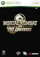 Mortal Kombat vs DC Universe para Xbox 360