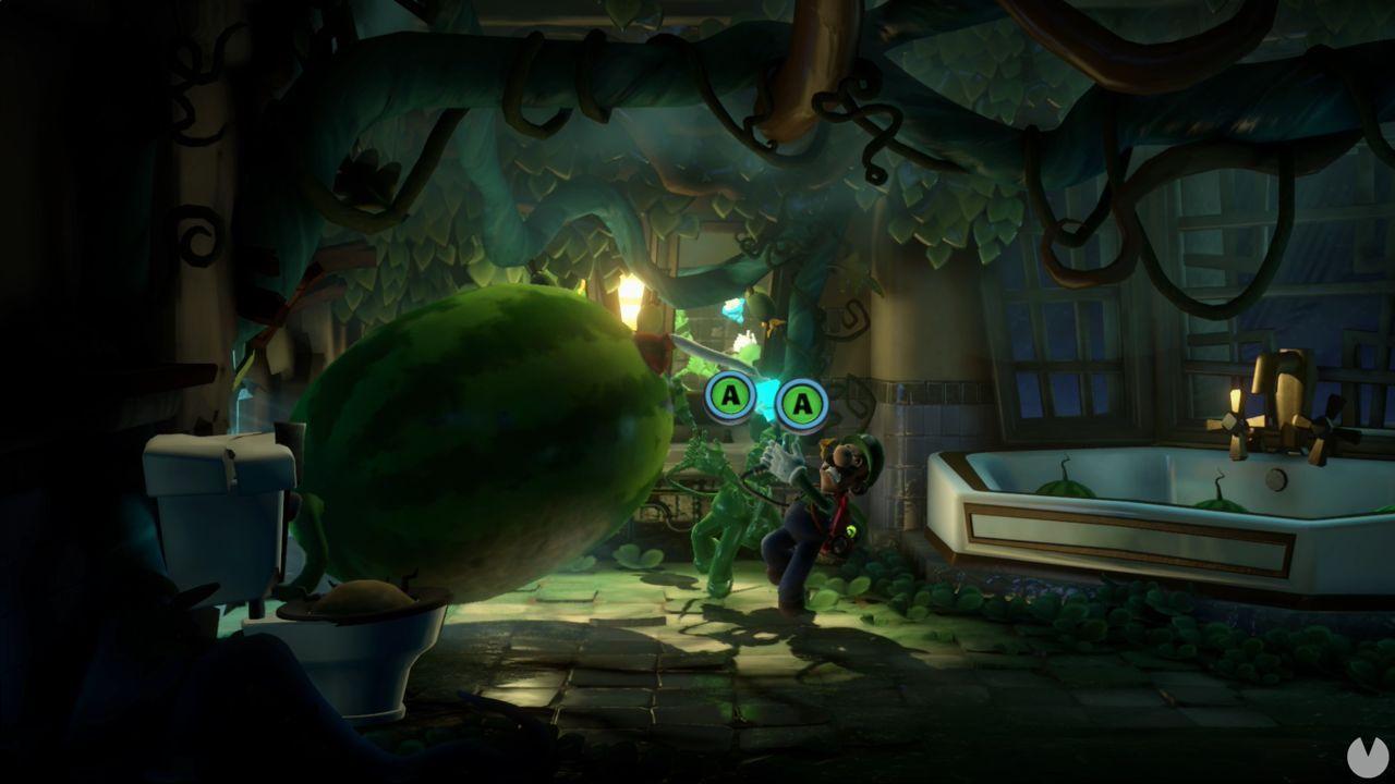 Luigi's Mansion 3 shows its co-op mode at E3 2019