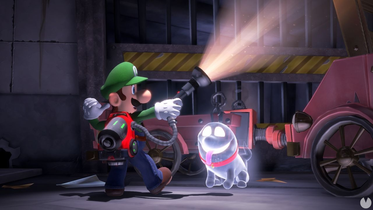 Luigi's Mansion 3 shows its co-op mode at E3 2019