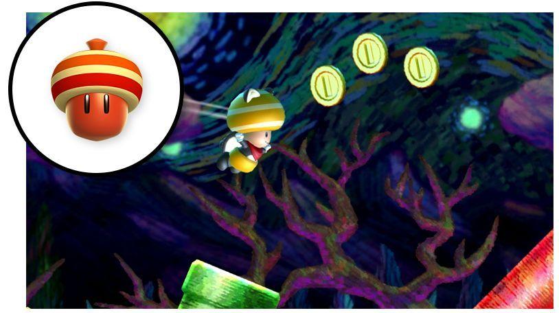 Mario de hielo - New Super Mario Bros. U Deluxe