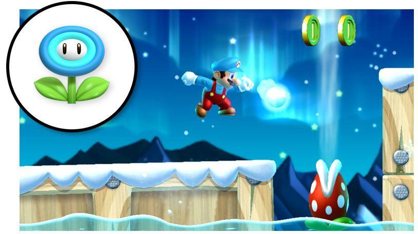 Mini Mario - New Super Mario Bros. U Deluxe
