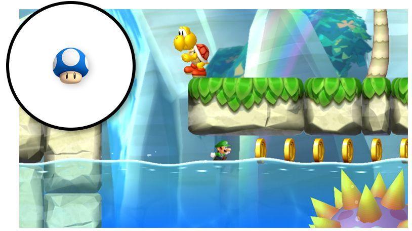 Mario de fuego - New Super Mario Bros. U Deluxe