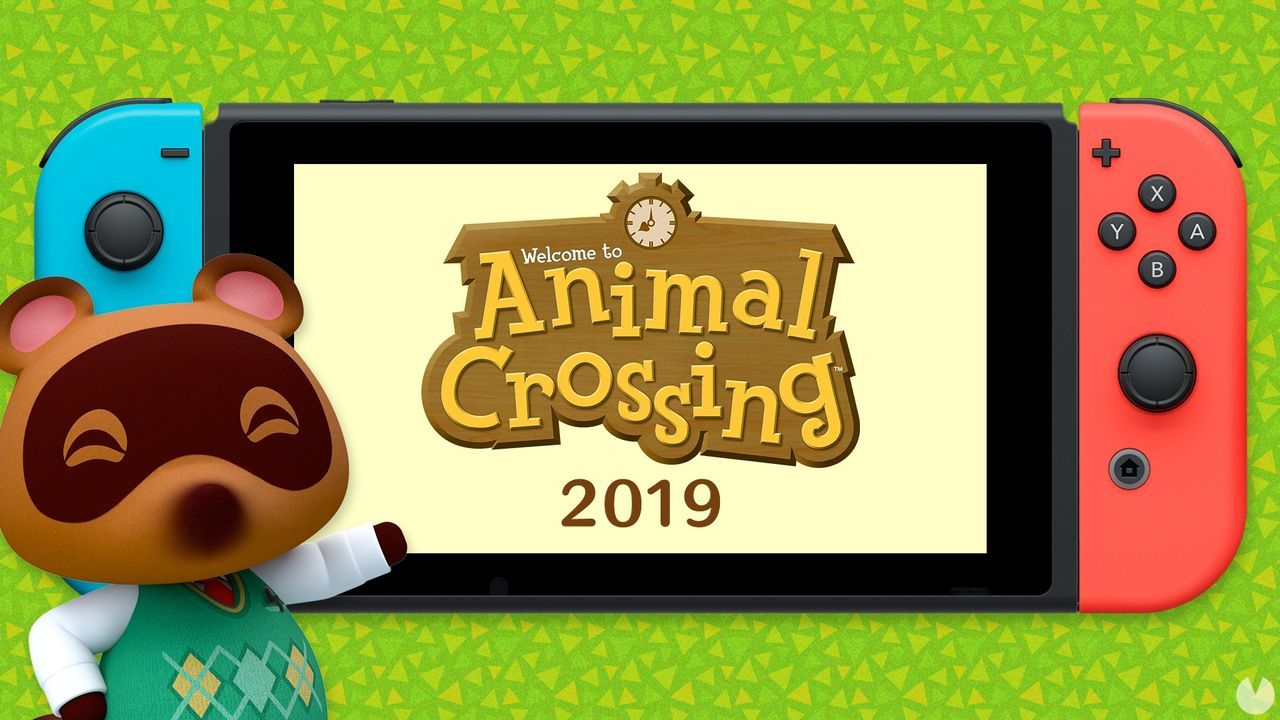 Resultado de imagen de animal crossing switch