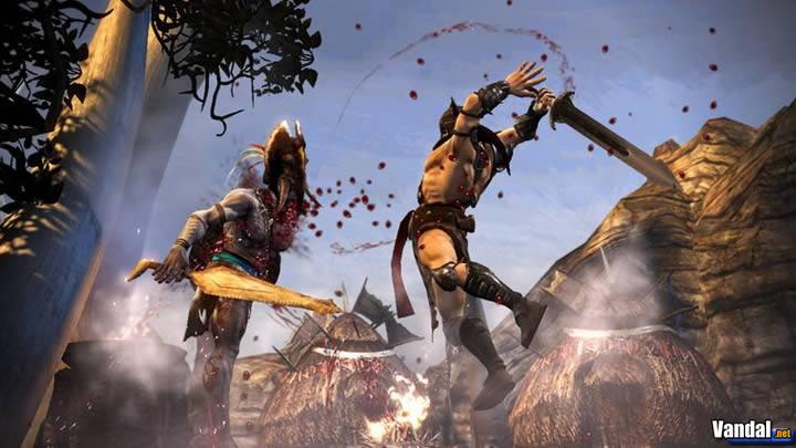 conan the barbarian 2011 wallpaper. Conan The Barbarian 2011: