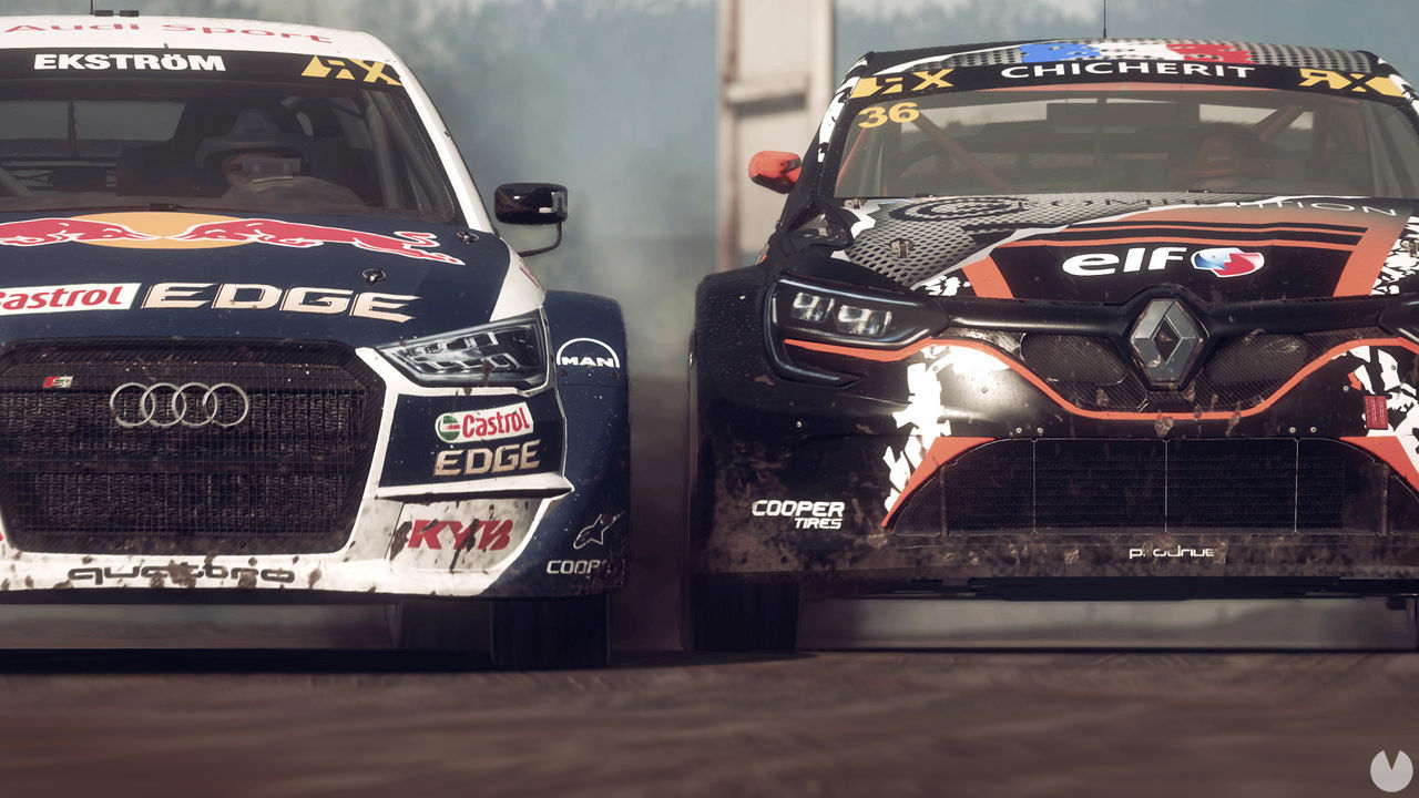 DiRT Rally 2.0 shows the help system of the co-pilot