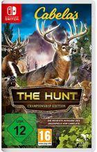 Carátula Cabela's The Hunt: Championship Edition para Nintendo Switch