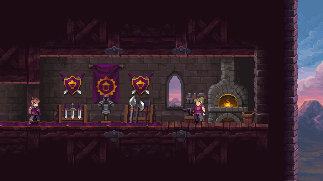 Chasm receives a major update on all platforms