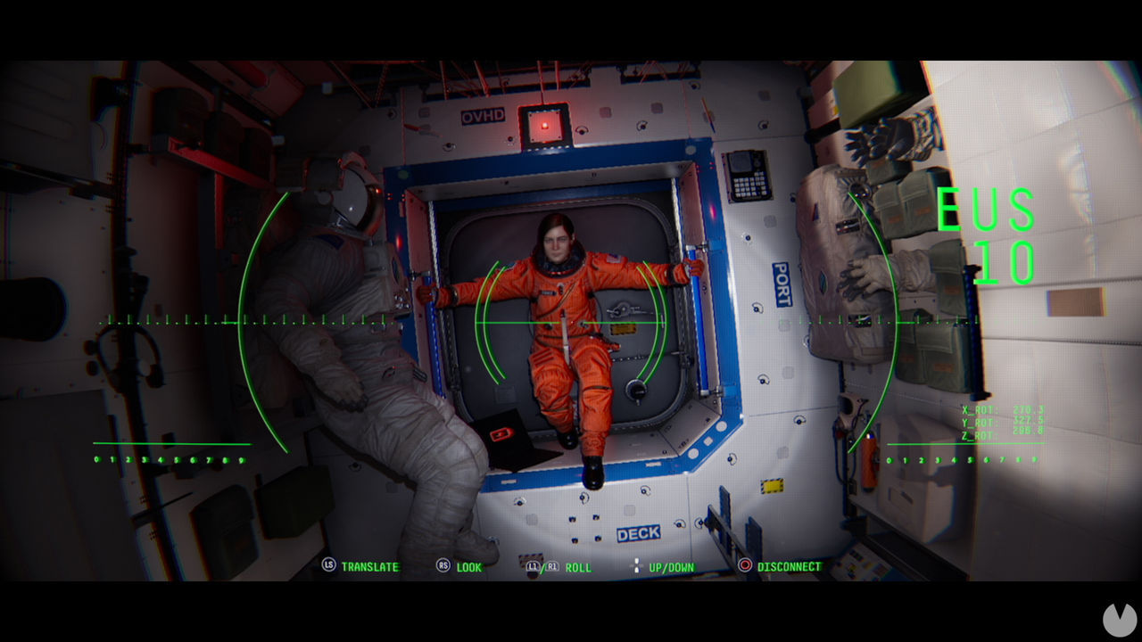 The sci-fi thriller Observation presents its trailer