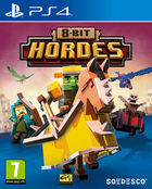 Carátula 8-Bit Hordes para PlayStation 4
