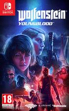 Carátula Wolfenstein: Youngblood para Nintendo Switch