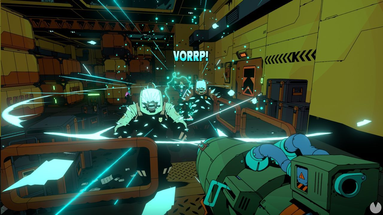 Void Bastards is released on may 29 on Xbox One and PC