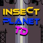 Carátula Insect Planet TD eShop para Wii U