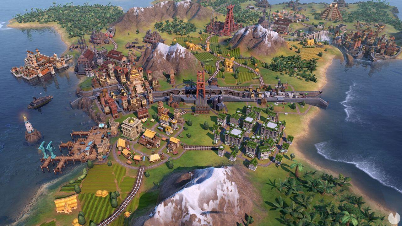 - Announced the expansion Sid Meier's Civilization VI: the Gathering Storm
