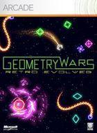 Geometry Wars Evolved XBLA para Xbox 360