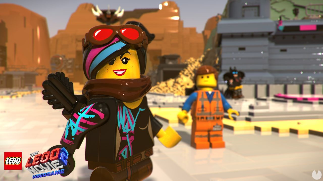 Announced the videogame of The LEGO Movie 2 for PS4, PC, Xbox One and Switch