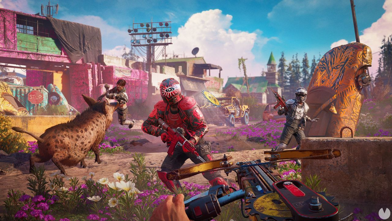 Far Cry: New Dawn presents its launch trailer