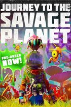 Carátula Journey to the Savage Planet para Xbox One