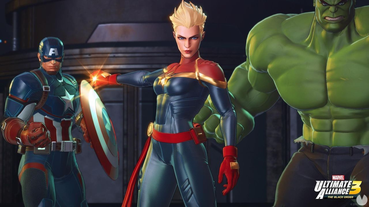 Marvel Ultimate Alliance 3: The Black Order launches official website