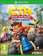 Carátula Crash Team Racing Nitro-Fueled para Xbox One