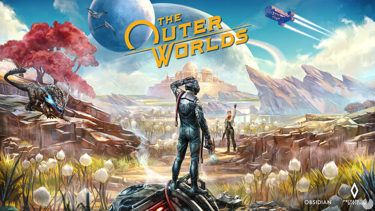 The Outer Worlds presents its launch trailer; arrives on the 25th of October